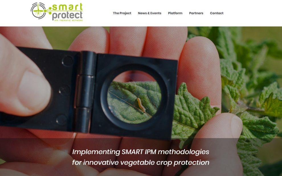SmartProtect Website
